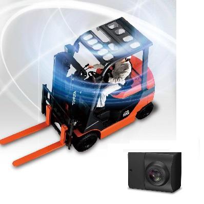 フォークリフト用ドライブレコーダー